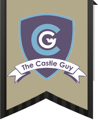 The Castle Guy - Simon Forder