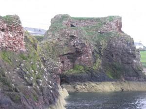 "Dunbar Castle ""Blockhouse"""