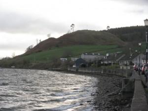 castle from Avoch